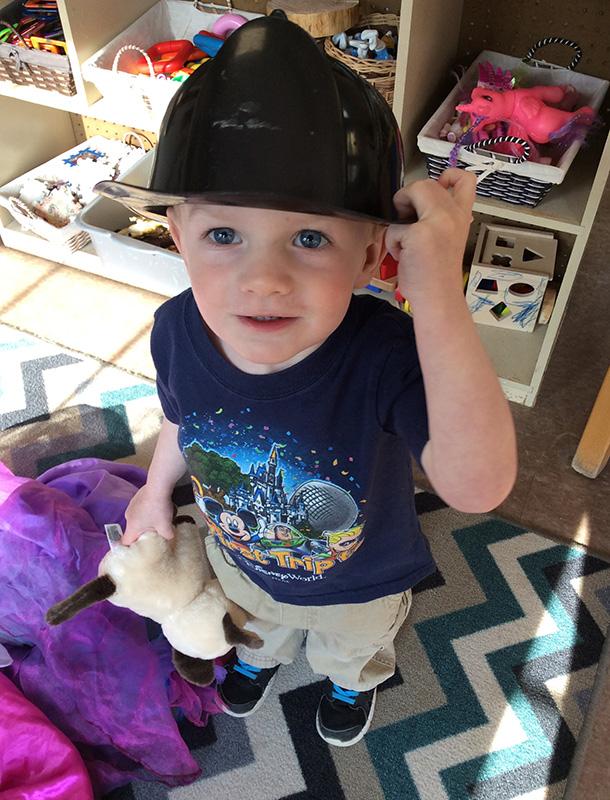 Junior Preschooler at West Ridge Early Education Centre